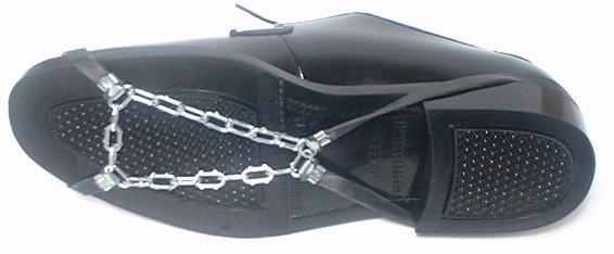 ビジネスシューズ靴用スノーチェーン